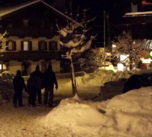 Unterwegs im Ort Erlebnishotel Tiroler Adler