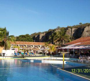 Pool und Restaurant Hotel Club Amigo Bucanero (existiert nicht mehr)