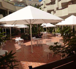 Restaurant (Außenbereich) Hotel Barceló Corralejo Bay