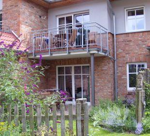 Balkon und Terrasse Familotel Landhaus Averbeck