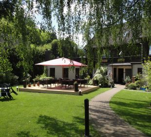 Garten Hotel-Pension Altes Forsthaus