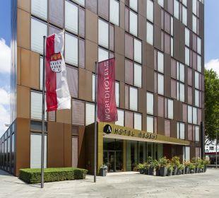 Außenansicht Ameron Hotel Regent