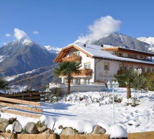 Winter in Schenna Hotel Grafenstein