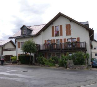 Hotelgebäude-Landhaus Landgasthaus Blücher