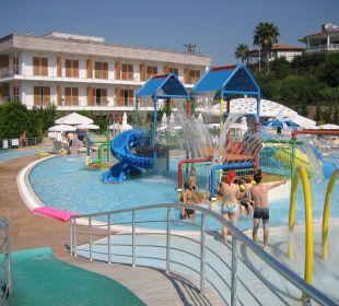 Aquapark und Neubauflügel