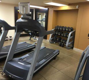 Fitness Hotel Hilton Niagara Falls / Fallsview
