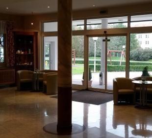 Lobby Thermenhotel Kurz