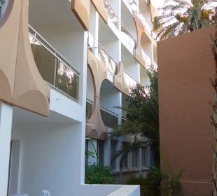 Hinterzimmer ohne Ausblick Royal Lido Resort & Spa