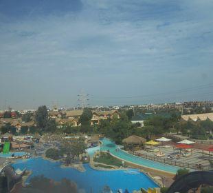 Von oben Jungle Aqua Park