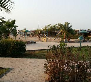 Außenansicht Hotel Shams Safaga
