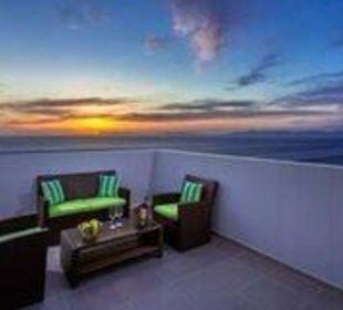 Suite balcony  Smartline Semiramis City Hotel