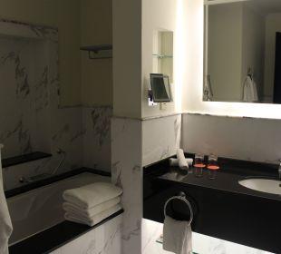 Bad Hotel Le Meridien Al Aqah Beach Resort