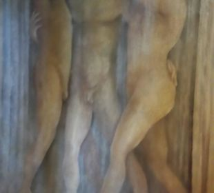 Römische  Malerei  Hotel Colosseo Europa-Park