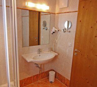 Badezimmer Familienhotel Loipenstub'n