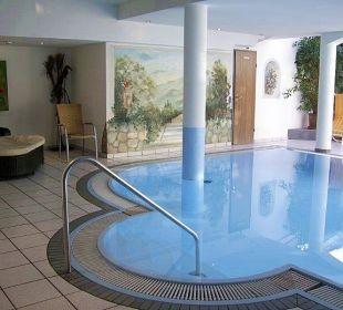Perfekter Wellnessbereich Hotel Klausen