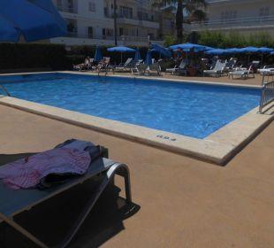 Der Pool  JS Hotel Horitzó