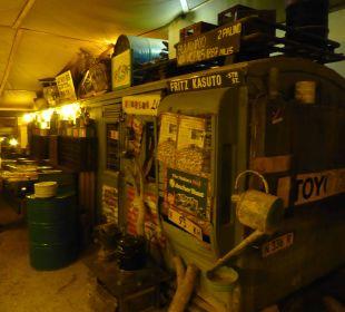Buffet Etosha Safari Camp