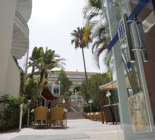 Lobby Hotel HL Miraflor Suites