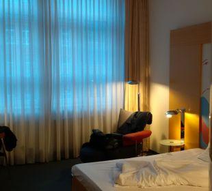 Zimmer Select Hotel Berlin Ostbahnhof