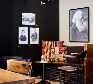 Herman's Wohnzimmer Greulich Design & Lifestyle Hotel