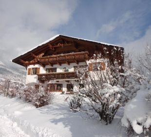 So schön ist es bei uns im Winter Pension Schottenhof
