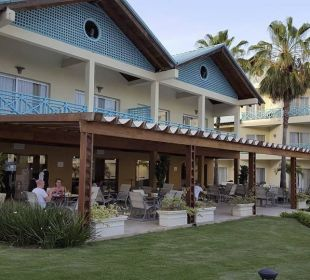 Terrasse Preferred Club Adults Only Dreams La Romana Resort & Spa