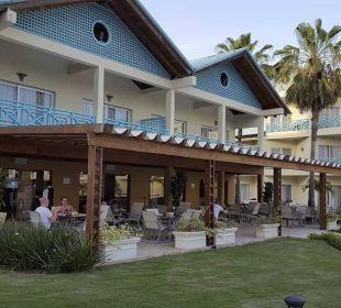 Terrasse Preferred Club Adults Only Dreams La Romana Resort & Spa