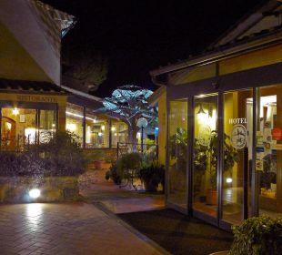 Ingresso Hotel e Ristorante Hotel Sovestro