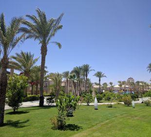 Blick zum Hotel Hotel Iberotel Makadi Beach