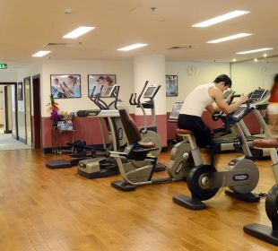 Pulse Health, Squash and Sports Club Kempinski Hotel Beijing Lufthansa Center
