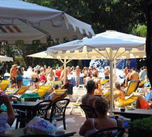 Schaumparty: Wie ideenreich! Villa Romana