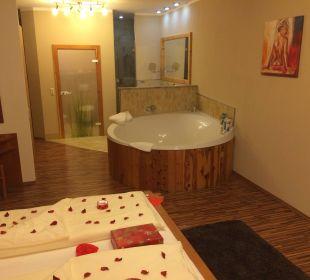 Zimmer Kuscheltraum Deluxe Hotel Winzer Wellness & Kuscheln