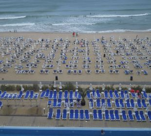 Ausblick vom Balkon Sol Luna Bay & Mare Resort