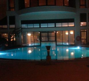 The Cliff Bay Pool außen/innen Hotel The Cliff Bay (PortoBay)