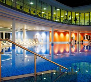 Wellness 25 m Pool Hotel centrovital