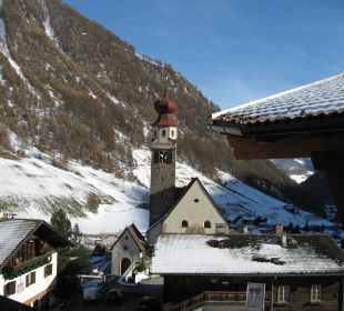 Ausblick vom Balkon Tonzhaus Hotel & Restaurant