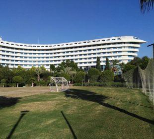 Hotel vom Katzenhaus aus Hotel Concorde De Luxe Resort