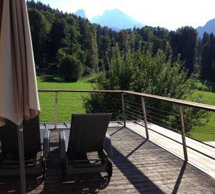 Balkon Alm- & Wellnesshotel Alpenhof