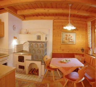 Exklusive Küche mit allen Extras ausgestattet. Apartment Hotel Bio-Holzhaus Heimat