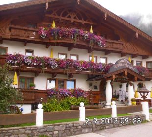 Gesamtsicht Hotel Garni Krößbacherhof