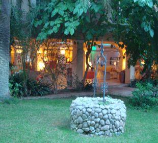 Gartenanlage Hotel Lago Garden