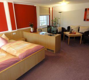 Einraumappartement mit Miniküche Hotel-Pension Keller