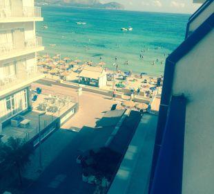 Ausblick JS Hotel Ca'n Picafort