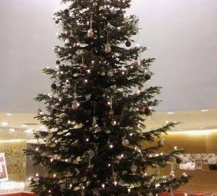 Weihnachtszeit 2015 Austria Trend Hotel Savoyen Vienna