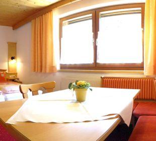 Wohnschlafzimmer Typ 3 Apartment Brandau