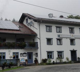 Hotelbilder zur alten dampfs ge pension weber in lindberg for Pension weber