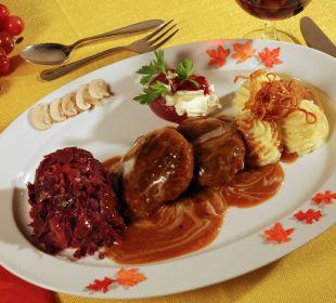 """Lassen Sie sich bei uns """"kulinarisch"""" verwöhnen... Gasthaus Kramerwirt"""