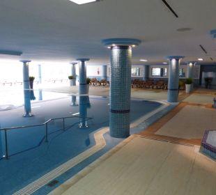Spa-Bereich Hallenbad