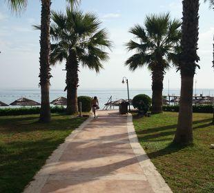 Weg zum Strand Hotel Champion Holiday Village