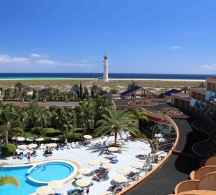 Ausblick Hotel Faro Jandia & Spa Fuerteventura